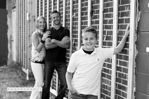 New Philadelphia OH Family Photographer - Children focused family portrait