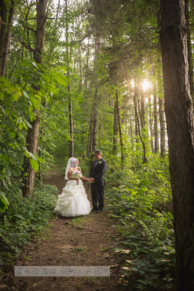 Woods Rustic Bridal Photos - Dover, New Philadelphia OH Wedding Photographer (26 of 31)