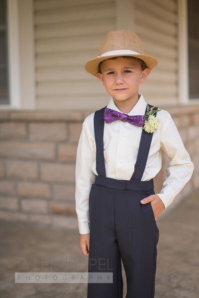 Ring bearer portrait - Wedding Photographer - New Philadelphia, Dover OH Wedding Photography (5 of 31)