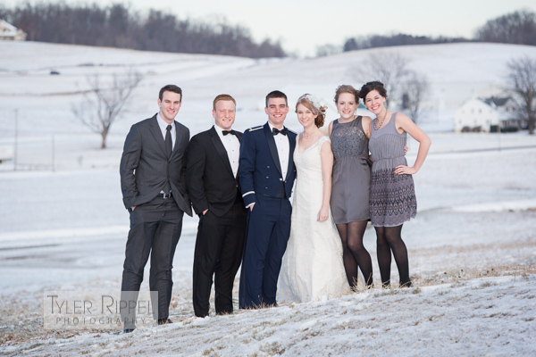 Sugarcreek Wedding - Dover New Philadelphia OH Wedding Photographer Tyler Rippel-18