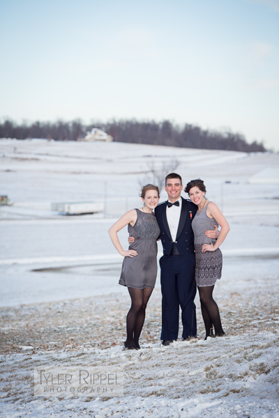 Sugarcreek Wedding - Dover New Philadelphia OH Wedding Photographer Tyler Rippel-19