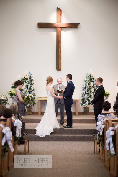 Sugarcreek Wedding - Dover New Philadelphia OH Wedding Photographer Tyler Rippel 2-1