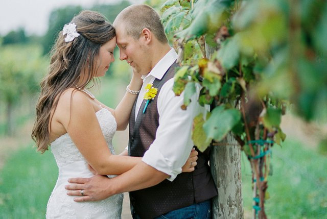 Breitenbach Toolshed Wedding Photos - Dover Ohio