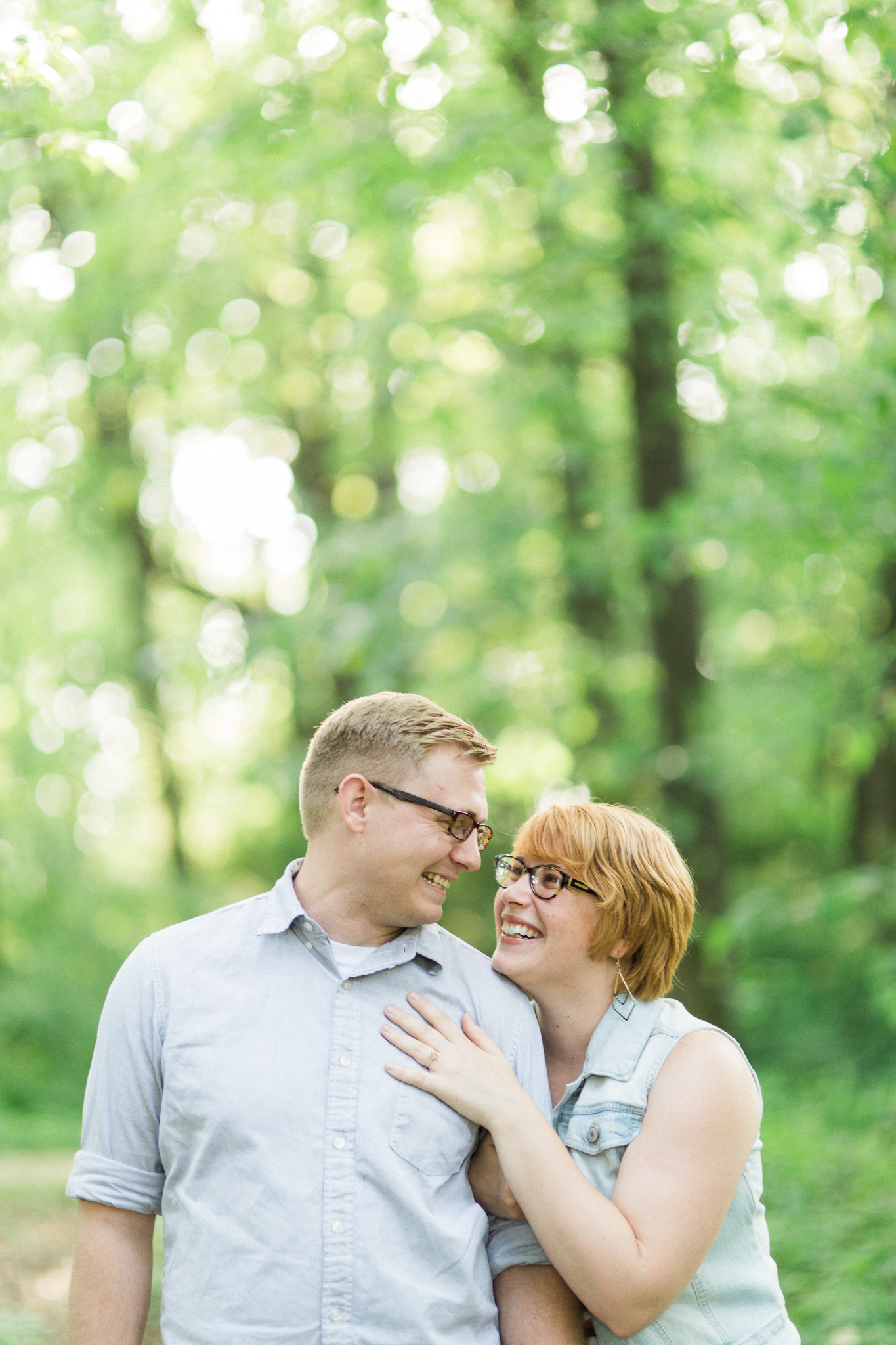 Sippo Lake Engagement Photos - Canton OH