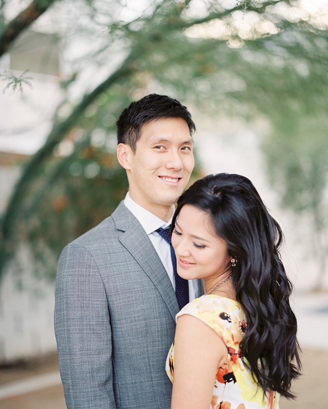 Canton OH Photographer - Styled Engagement Photos on Film - Palm Springs, CA_0103