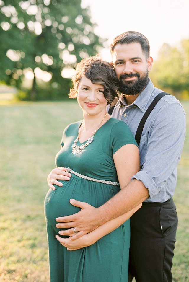 Canton Ohio Maternity + Couple Photos - Tyler Rippel Photography